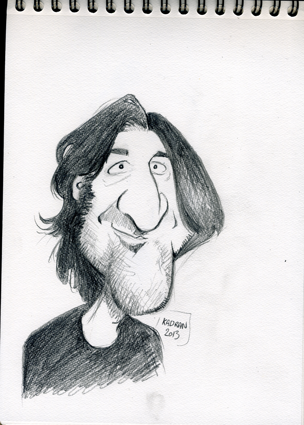 Caricature de David Duque ( caricaturiste - ESPAGNE - Ségovie ) http://david-duque.blogspot.com/