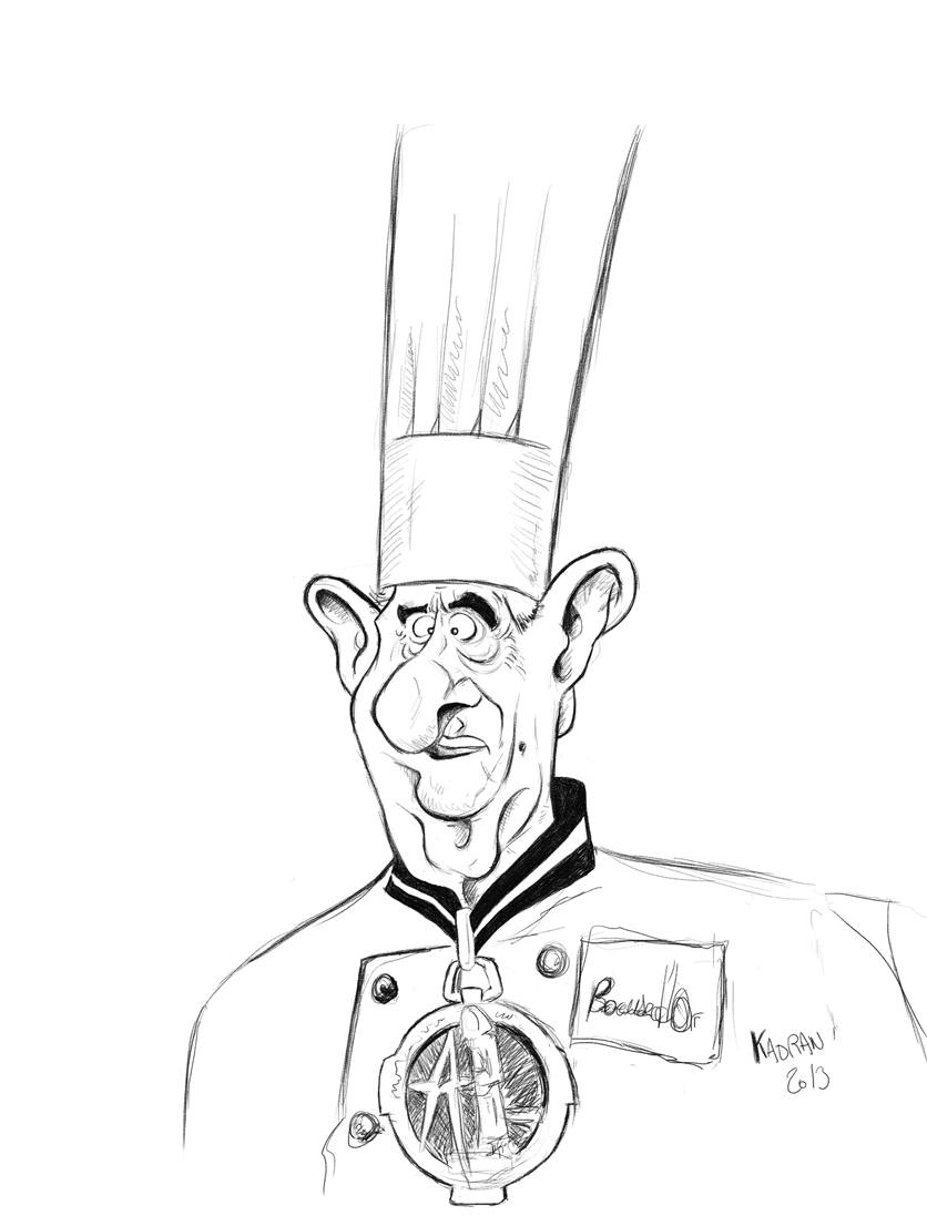 CHEF-PAUL-BOCUSE-sketch