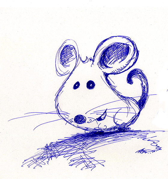 sketchingmouse