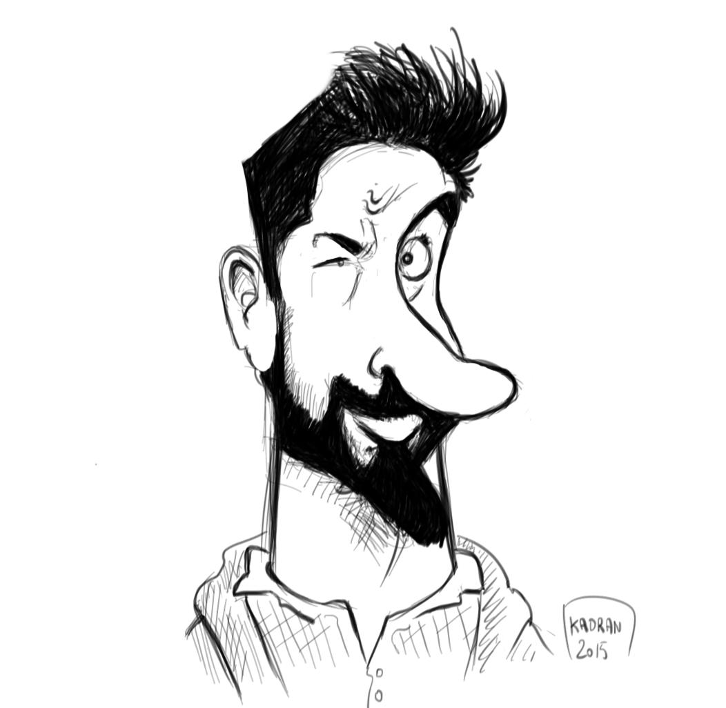 Bruno Tesse Sketch